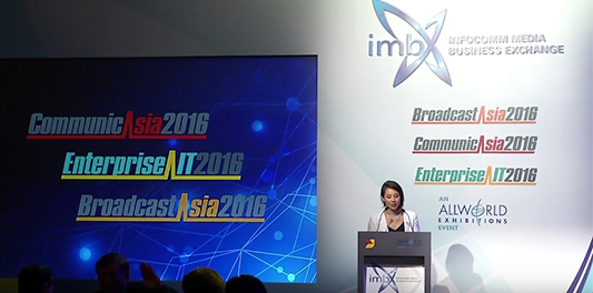 IMBX 2016 - Innovation at Work