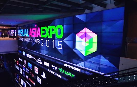 Visual Asia Expo 2015 - The Creative Process